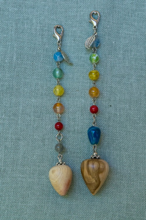 Pocket Rainbow Pendulums