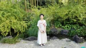 Kumi Nakagawa, Natural & Cultural Garden, Osaka