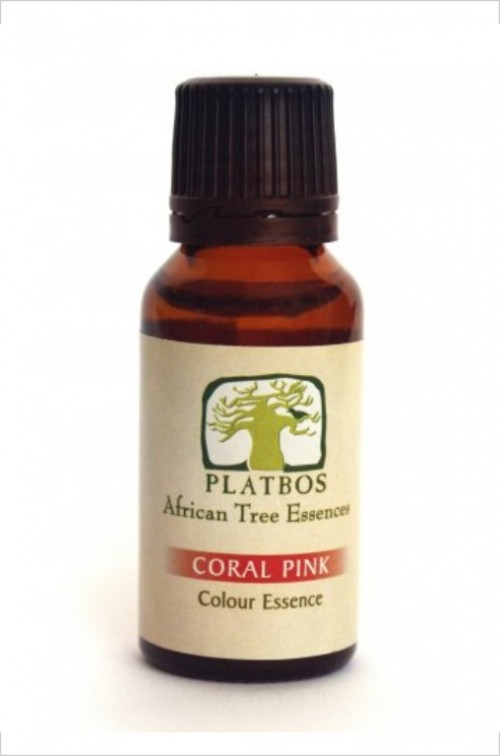 20ml coral-pink essence